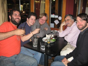 Darius Kazemi (Orbus Gameworks and Boston Post Mortem), Jeff Ward (Orbus Gameworks),